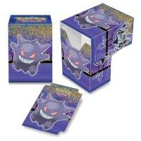 Ultra Pro Pokemon Full View Deck Box - Gallery Series Haunted Hollow Gengar, Skelabra, Zobiris, Traunfugil, Mimigma