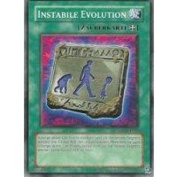Instabile Evolution