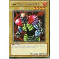 Football-Kämpfer