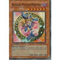 Dunkles Magier-Mädchen