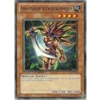 Amazonische Schwertkämpferin