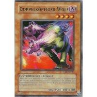 Doppelköpfiger Wolf