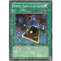Wertvolle Karten aus dem Jenseits