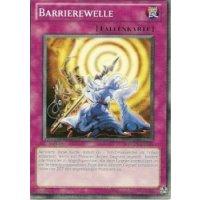 Barrierewelle