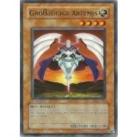 Großzügige Artemis