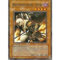 Bewaffneter Samurai - Ben Kei