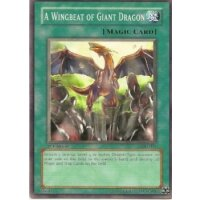 A Wingbeat of Giant Dragon