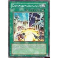 Dimensionsexplosion