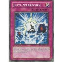 Justi-Zerbrechen