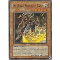 Die Sechs Samurai - Zanji