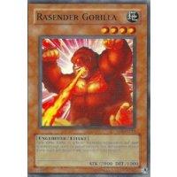 Rasender Gorilla