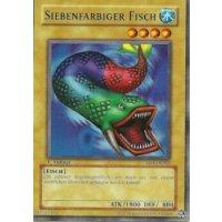 Siebenfarbiger Fisch