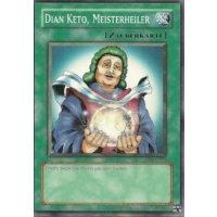 Dian Keto, Meisterheiler