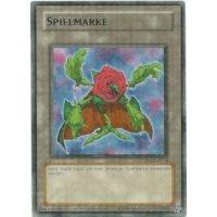 """Spielmarke """"Nachwachsende Rose"""""""