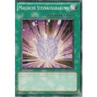 Magische Steinausgrabung