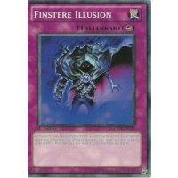 Finstere Illusion