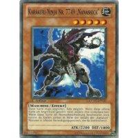 "Karakuri-Ninja Nr. 7749 ""Nanashick"""