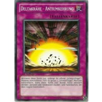 Deltakrähe - Antiumkehrung