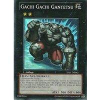 Gachi Gachi Gantetsu