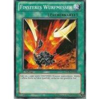 Finsteres Wurfmesser
