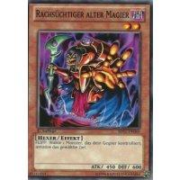 Rachsüchtiger alter Magier STARFOIL