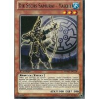 Die Sechs Samurai - Yaichi