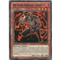 Die Sechs Samurai - Kamon