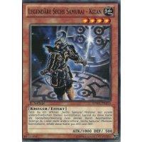 Legendäre Sechs Samurai - Kizan