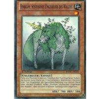Einblum, mystisches Ungeheuer des Waldes
