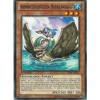 Armbrustschützen-Meerjungfrau