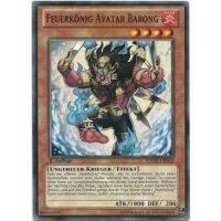 Feuerkönig Avatar Barong