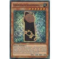 Chronomaler Sonnenmonolith