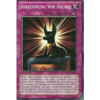 Abrechnung von Anubis