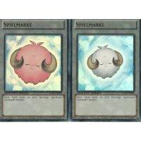 03 LC04 Ultra Rare Set 2: alle 2 Lamm-Tokens