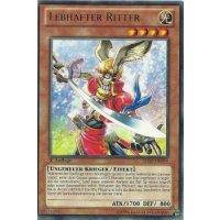 Lebhafter Ritter