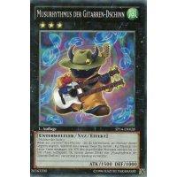 Musurhythmus der Gitarren-Dschinn STARFOIL