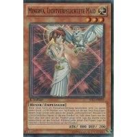 Minerva, Lichtverpflichtete Maid
