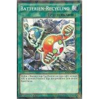 Batterien-Recycling SHATTERFOIL