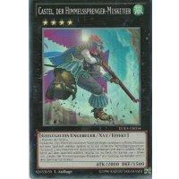 Castel, der Himmelssprenger-Musketier