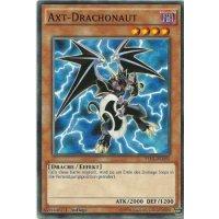 Axt-Drachonaut
