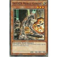 DUCKER Mobile Kanone