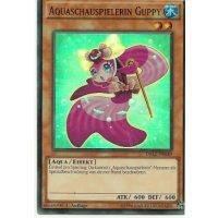 Aquaschauspielerin Guppy