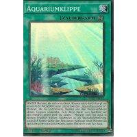 Aquariumklippe