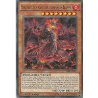 Dogoran, der Kaiju der verrückten Flamme