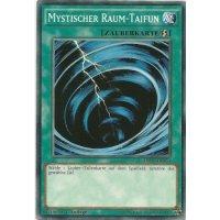 Mystischer Raum-Taifun