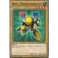 Beta, Magnetkrieger