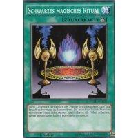 Schwarzes magisches Ritual