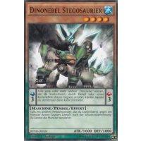 Dinonebel Stegosaurier
