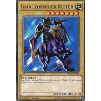 Gaia, zorniger Ritter