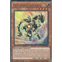 Goldener Apparat